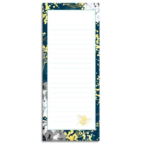 Shopping List - Bee Wild-Stationery-The Gifted Stationery-Thursford Enterprises Ltd.