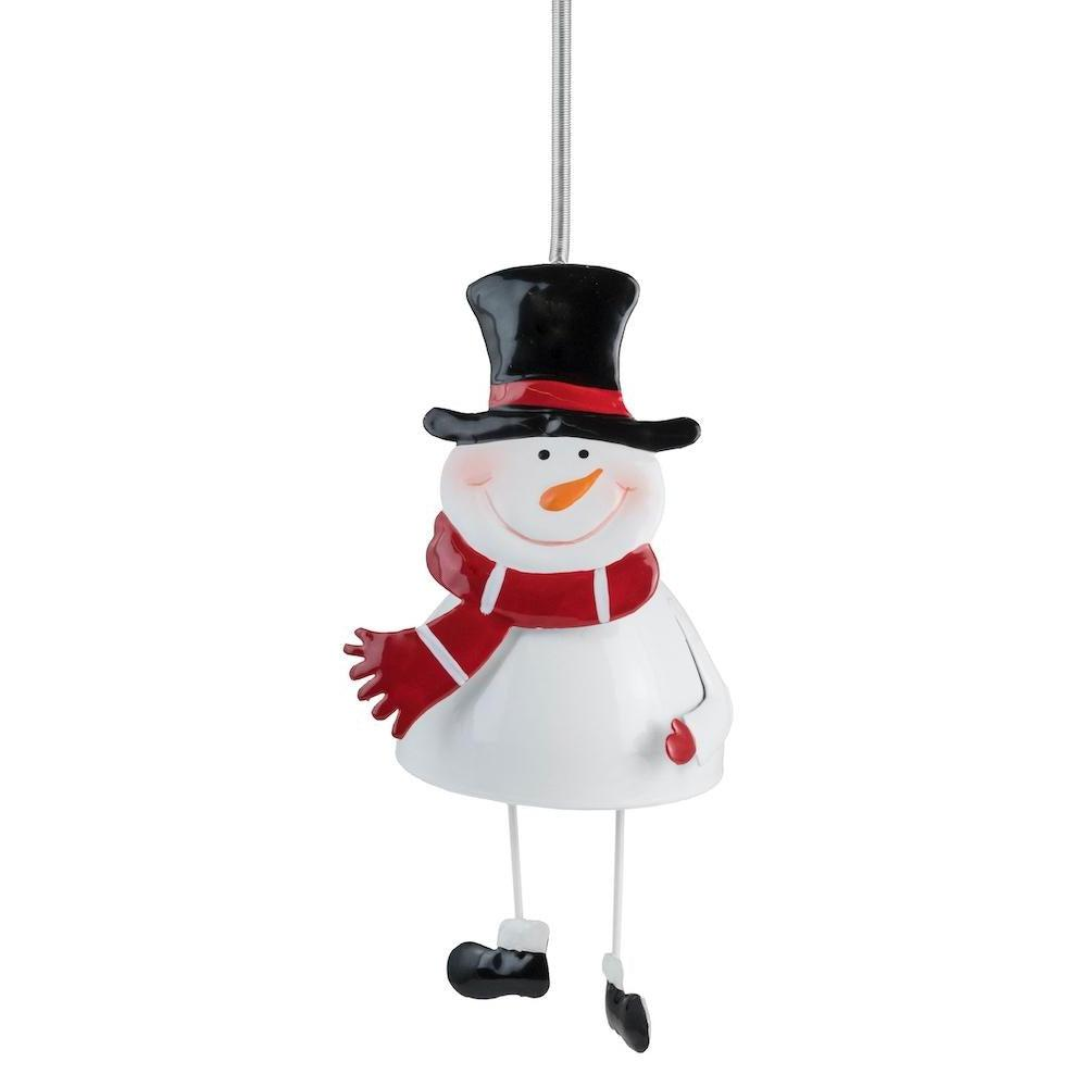 Metal Snowman Springer-Christmas Decoration-Fountasia-Thursford Enterprises Ltd.