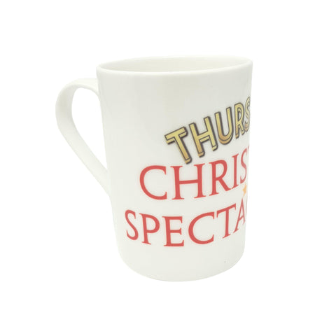 China Mug Thursford Christmas Spectacular-Homeware-Thursford Enterprises Ltd.-Thursford Enterprises Ltd.