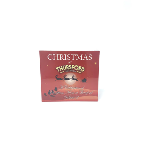 CD Thursford Christmas Vol II-CD-Thursford Enterprises Ltd.-Thursford Enterprises Ltd.
