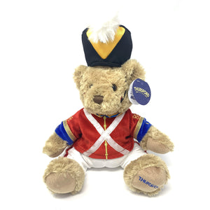 Teddy Bear Thursford Soldier-Toy-Keel Toys-Thursford Enterprises Ltd.