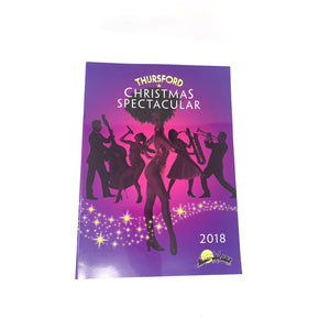 Brochure Christmas Spectacular 2018-Brochure-Thursford Enterprises Ltd.-Thursford Enterprises Ltd.