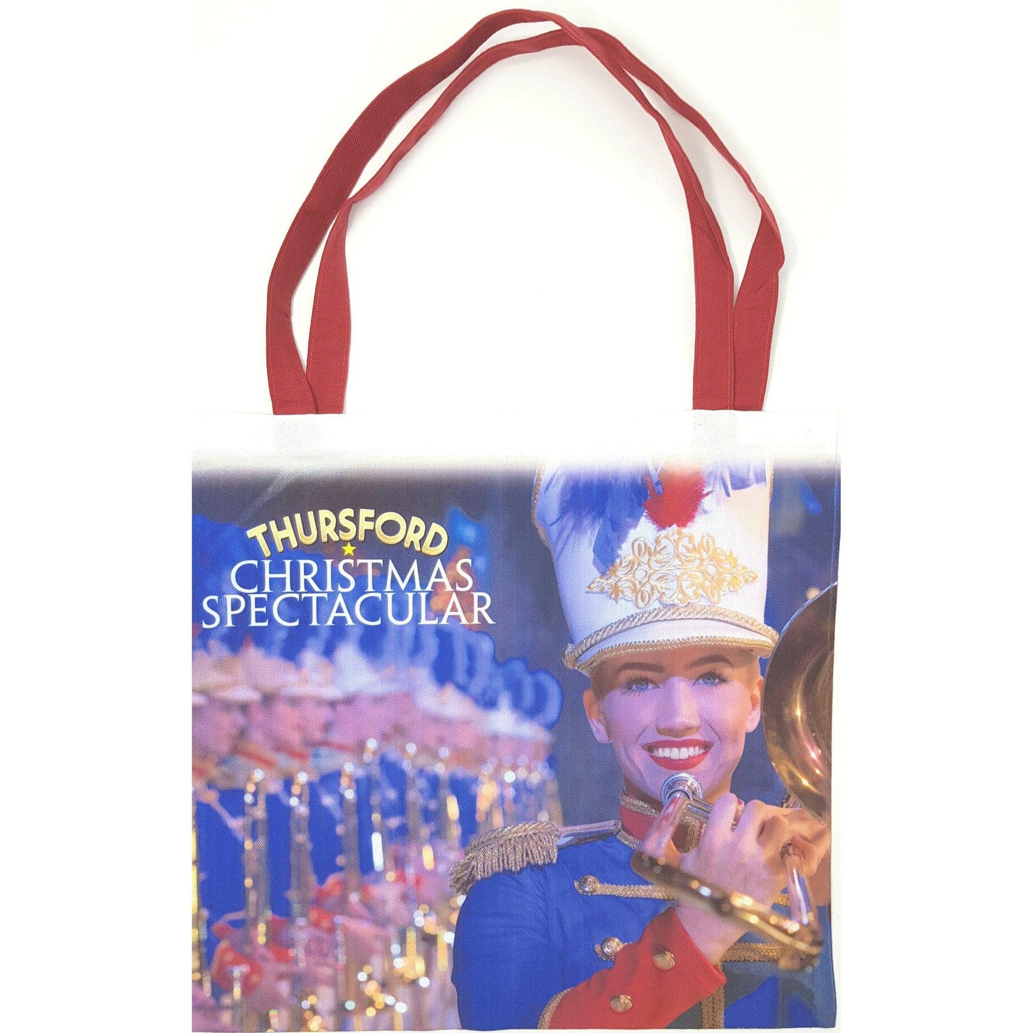Tote Bag Solider Show Girl-Homeware-Thursford Enterprises Ltd.-Thursford Enterprises Ltd.
