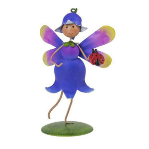 Floral Fairy Bluebell-Garden-Fountasia-Thursford Enterprises Ltd.