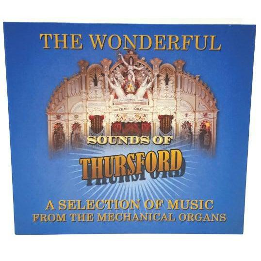CD The Wonderful Sounds of Thursford-CD-Thursford Enterprises Ltd.-Thursford Enterprises Ltd.