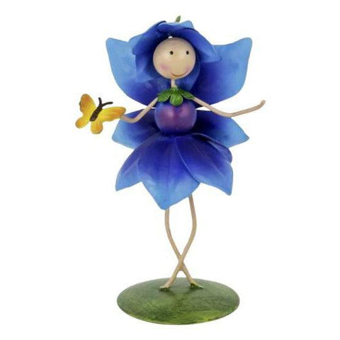 Floral Fairy Forget-me-Not-Garden-Fountasia-Thursford Enterprises Ltd.