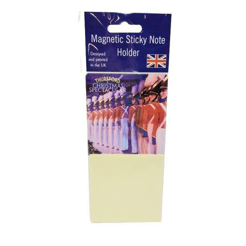 Magnetic Sticky Notes Holder Soldiers-Homeware-Thursford Enterprises Ltd.-Thursford Enterprises Ltd.