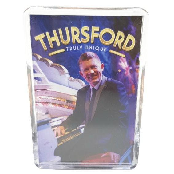 Fridge Magnet Robert Wolfe-Homeware-Thursford Enterprises Ltd.-Thursford Enterprises Ltd.
