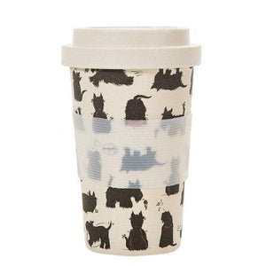 Bamboo Travel Cup Scatty Scotty-Homeware-Eco-Chic-Thursford Enterprises Ltd.