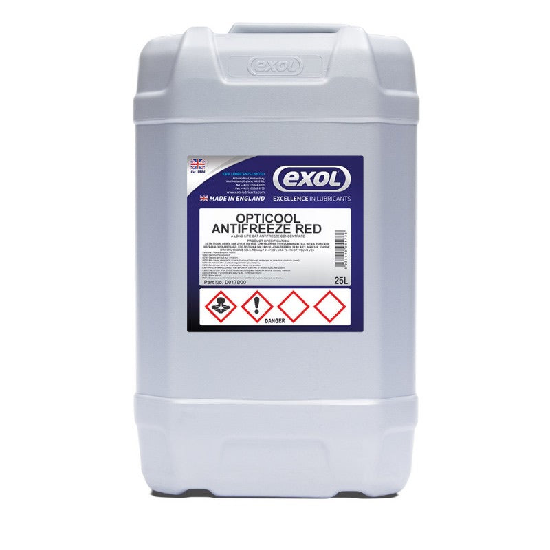 Exol Opticool Antifreeze-Concentrate