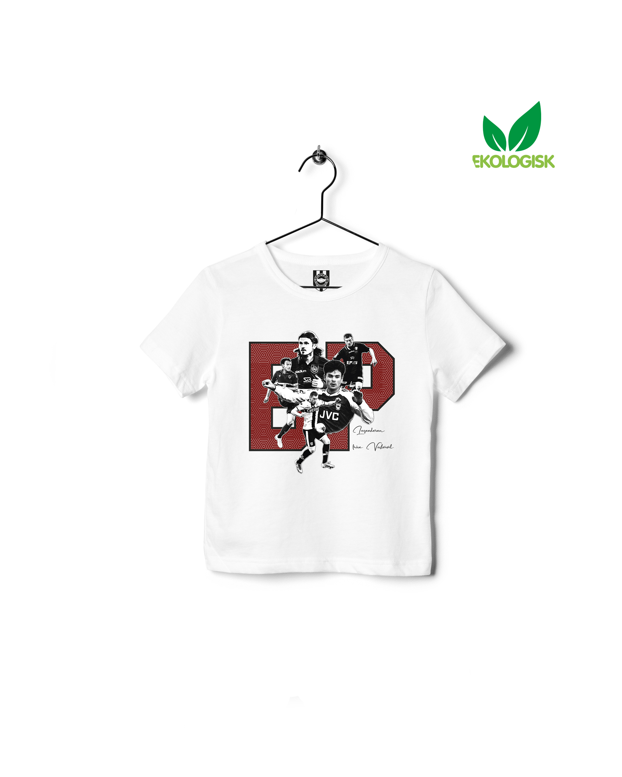 BP Legendarerna Västerort Tshirt - Junior