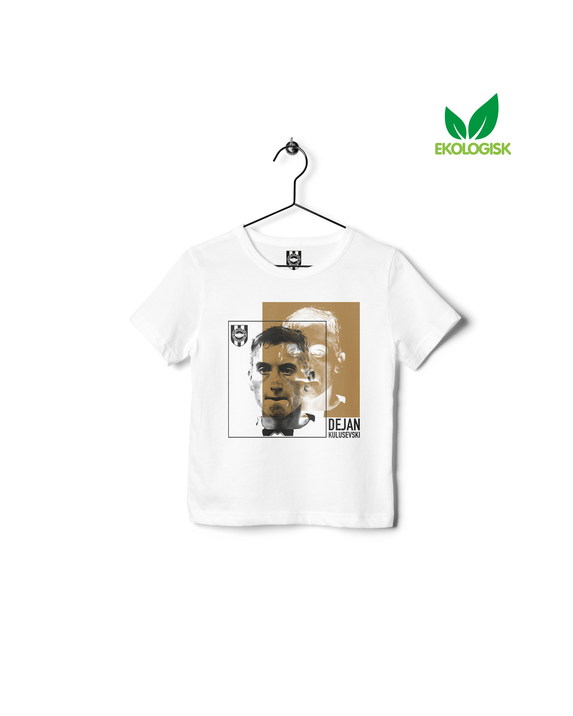 BP Dejan Abstrakt T-shirt - Junior
