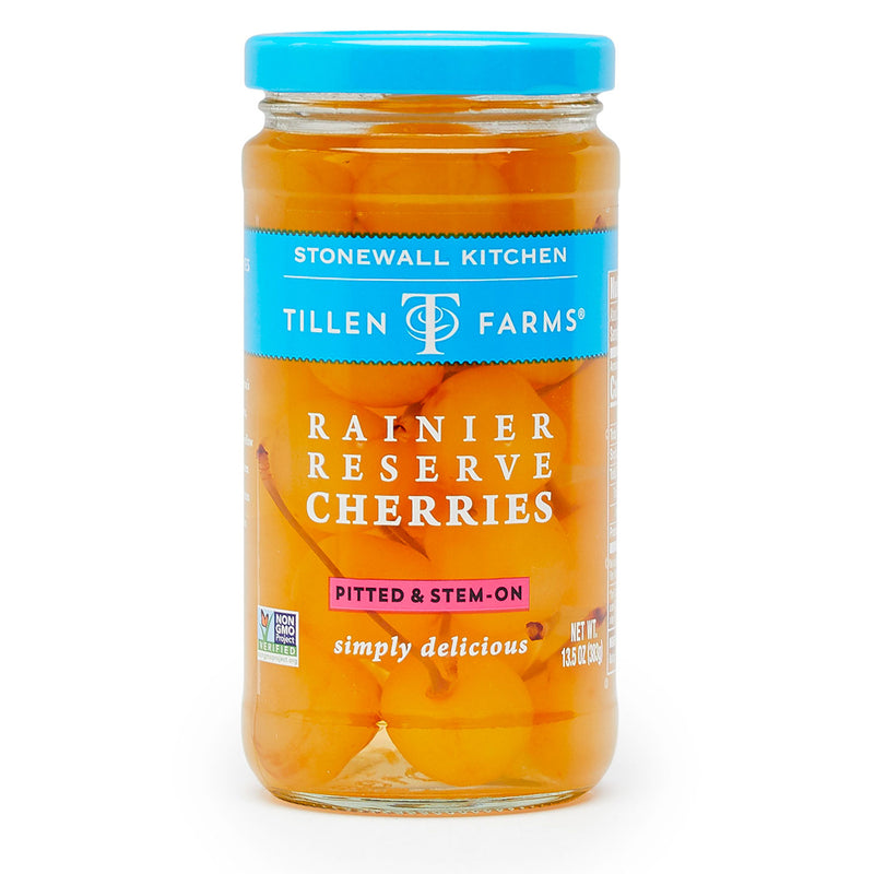 Rainier Reserve Cherries, 13.5 oz Jar