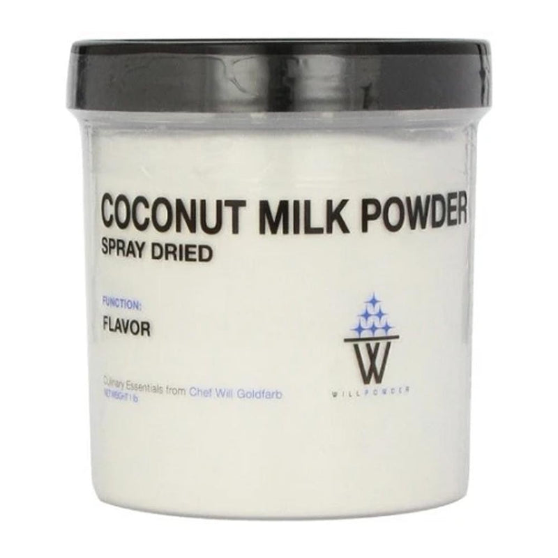 Coconut Milk Powder - WillPowder from Chef Will Goldfarb, 1lb