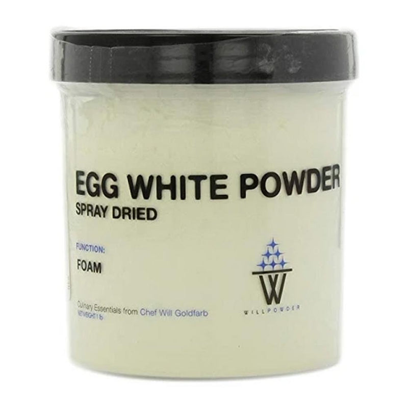Egg White Powder - WillPowder from Chef Will Goldfarb, 1lb