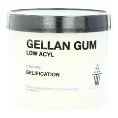 Gellan Gum, Low Acyl - WillPowder from Chef Will Goldfarb, 1lb