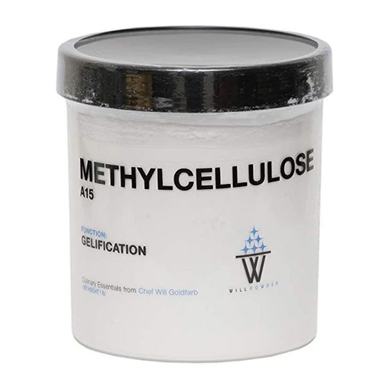 Methylcellulose A15C - WillPowder from Chef Will Goldfarb