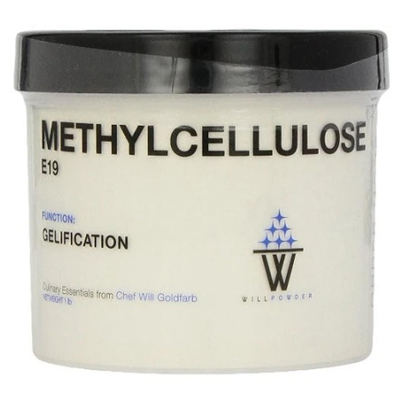 Hydroxypropyl Methylcellulose E19 - WillPowder from Chef Will Goldfarb, 1lb