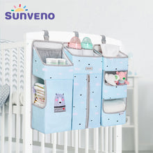 Load image into Gallery viewer, Sunveno Baby Crib Organizer