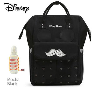 Disney Minnie Mickey Diaper Bag Backpack