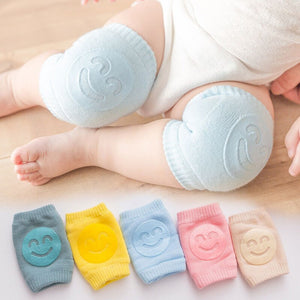 Protective non-slip elbow pads / knee pads for safe crawling