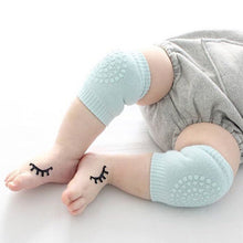 Load image into Gallery viewer, Pair Baby Knee Pads for Safety Crawling