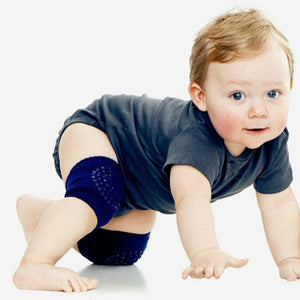 Pair Baby Knee Pads for Safety Crawling