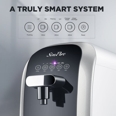 SimpleClean, Y7, Reverse Osmosis Water Filtration System, Pure Water