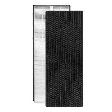 MS18 Air Purifier Filter | True HEPA Replacement | 3-Stage Filtration
