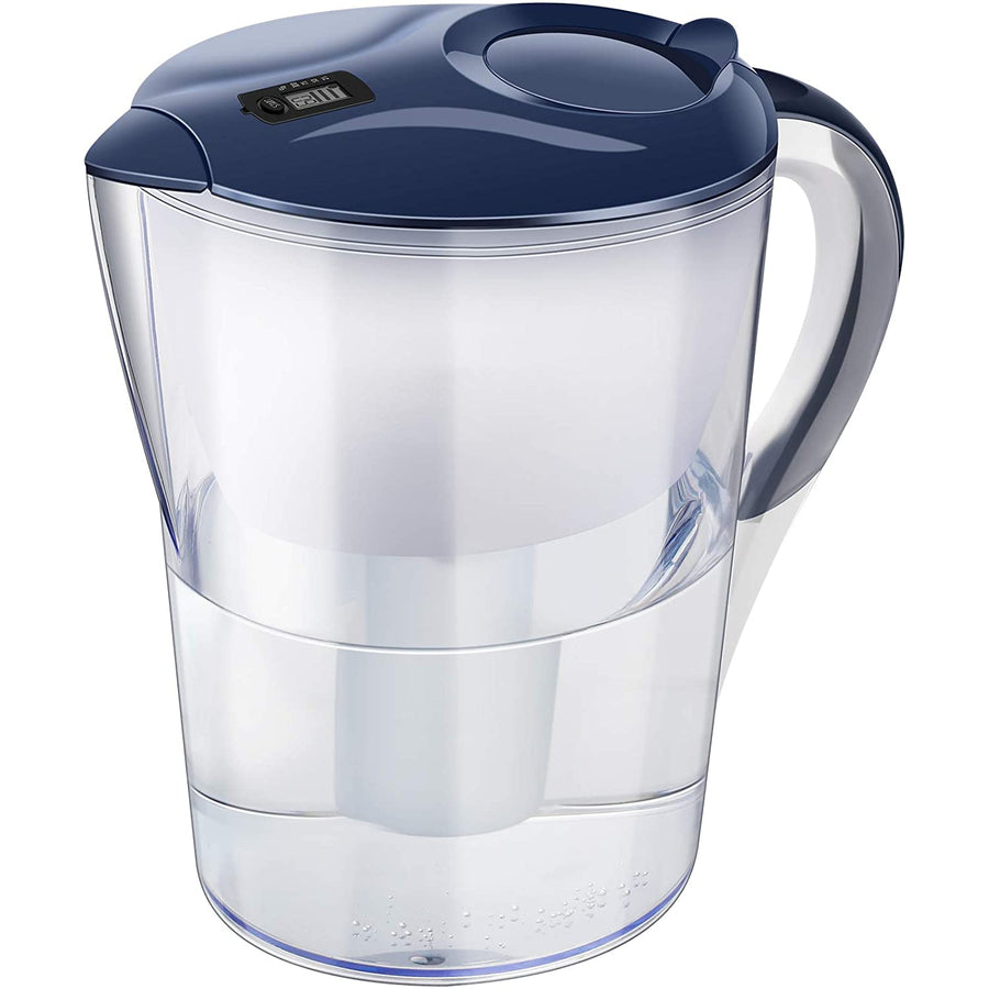 DP02 3.5L Water Filter Pitcher (15-Cup) | 4 Stage Filtration | BPA Free
