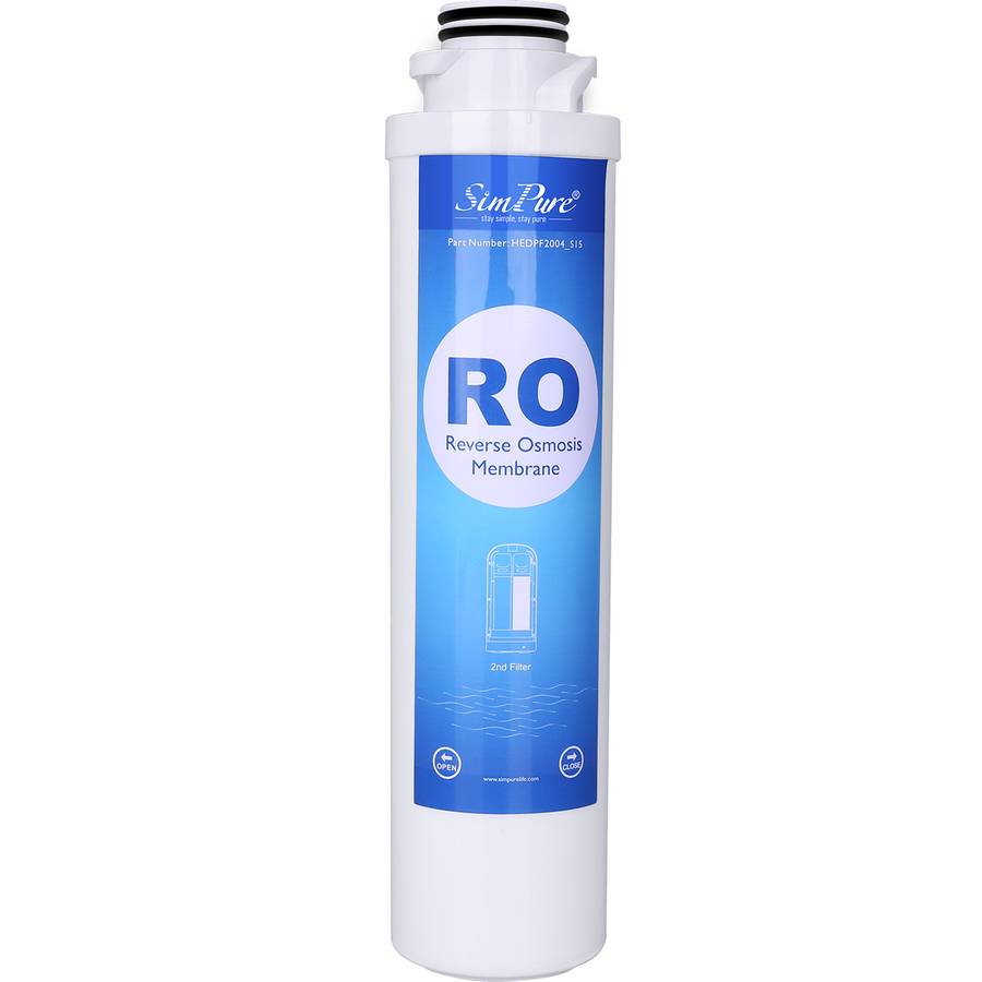 SimpleClean² (Y7) RO System Water Filter  | Stage 2  | Reverse Osmosis Water Filter