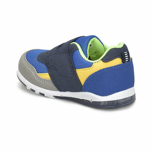 Boy's Blue Navy Blue Sports Shoes