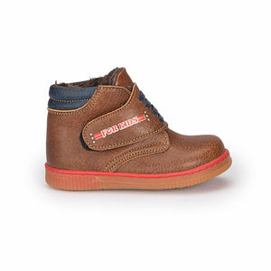 Brown Boys' Sneakers