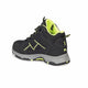 Boy's Black Lime Green Boots