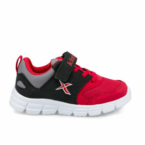 Boy's Red Running Shoes