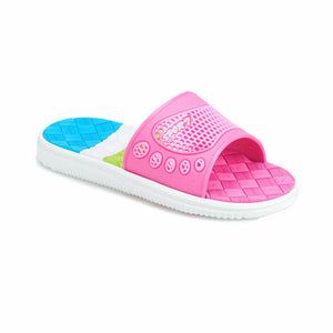 Multi-color Boys' Slippers
