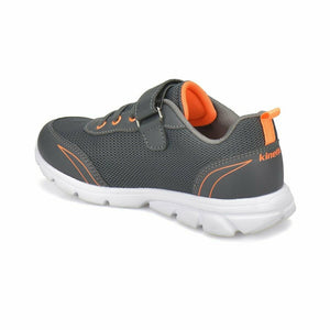 Boy's Grey Running Shoes