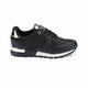 Girl's Athletic Black Shoes