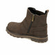 Boy's Brown Biker Boots