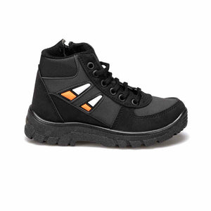 Boy's Black Outdoors Boots