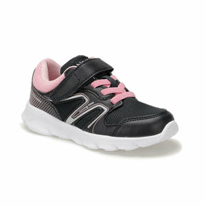 Girl's Pink Navy Blue Running Shoes