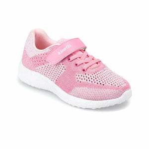Girl's Pink Walking Shoes