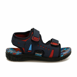 Boy's Navy Blue Sandals