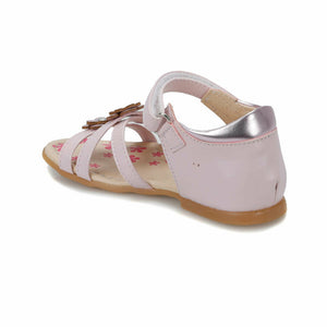 Girl's Light Purple Sandals