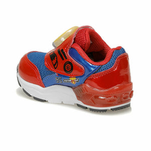 Boy's Blue Red Sport Shoes