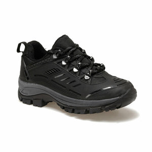 Boy's Black Outdoor Shoes