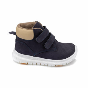 Boy's Navy Blue Shoes