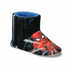 Boy's Printed Smoky Slipper Boots