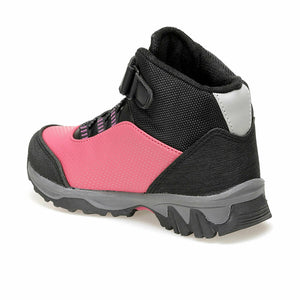 Girl's Black Outdoor Boots