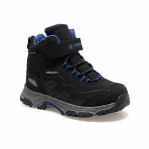 Boy's Black Outdoor Boots